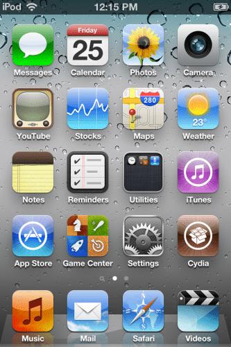 iPod Springboard